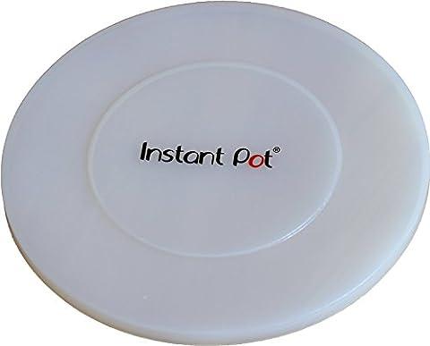 Couvercle Instant Pot Silicone pour 6l ou 5l en acier inoxydable Inner Pot