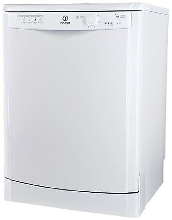 Indesit DFG 15B1 IT Lave-vaisselle 49 dB A+ Blanc