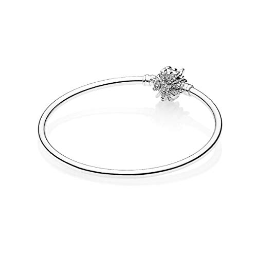 Pandora Damen-Charm-Armbänder 925 Sterlingsilber 597763CZ-17