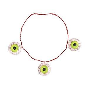 WIDMANN 599386031 - Collar Ojos Monstruo