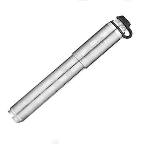 KCaNaMgAl Fahrradpumpe, 130PSI Komplettset Mini-Fahrradpumpe Nadelkugelpumpe US-Gesetz Mundschalter