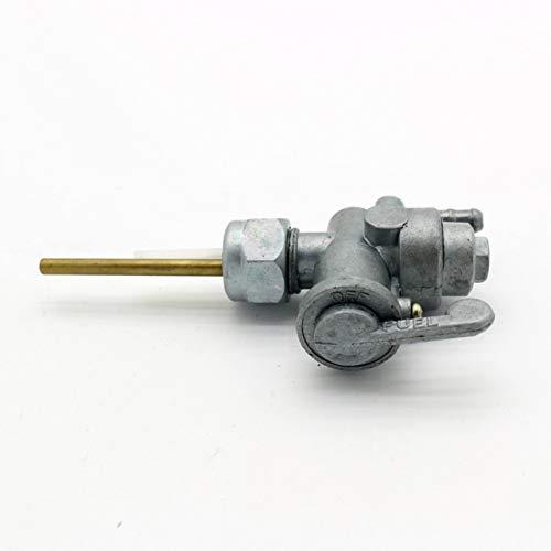 Monllack Kraftstoff-Gas-Absperrventil für Kawasaki GA G5 G7 ST G3 G4TR C2SS KE100 KM100 KT250 Motorrad Motocross Kraftstofftank Schalter -