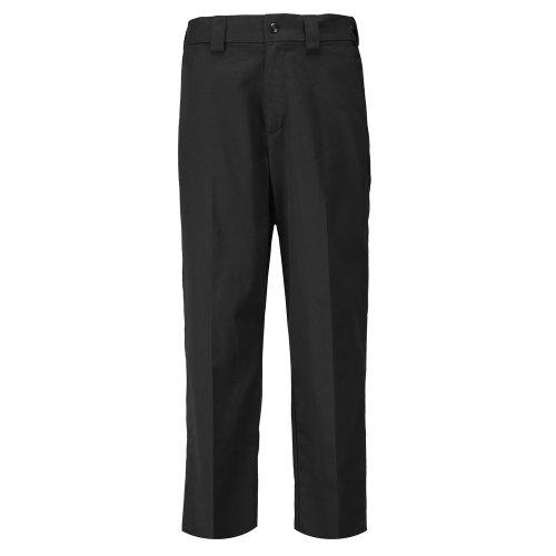 5.11 Tactical Herren Twill PDU Klasse A Arbeitshose, Teflonbeschichtetes Polyester-Baumwollgewebe, Style 74338, Herren, schwarz, 35 - Bein Stretch Kord