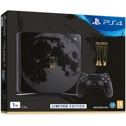 Limited Edition Final Fantasy XV 1TB PlayStation 4 Slim Console