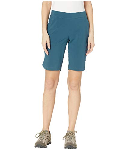 Columbia Women's Place To PlaceTM Long short, Petrol Blue, Small x 10