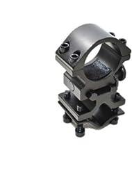 Noga Laser y linterna soporte de vista con barril adaptador