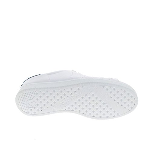 VICTORIA Sneakers 112541 Blanc Bleu Blanc