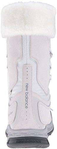 New Balance 1000, Chaussures de Running Entrainement Femme White/Lead