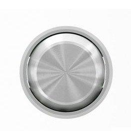 Niessen skymoon - Tecla interruptor conmutador cromo