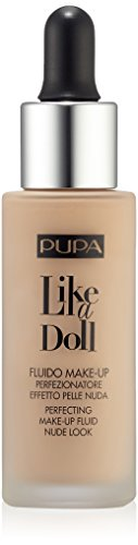 Pupa Like A Doll Make-Up Fluid 020 Light Beige
