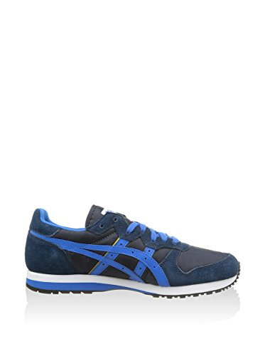 Onitsuka Tiger by Asics Oc Runner, Baskets Basses Mixte Adulte Bleu (Navy/Mid Blue)