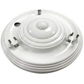 Plafón fluorescente circular 40W
