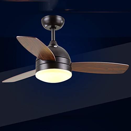 La luz de techo del ventilador, 42/48 pulgadas retro moderna simple de...