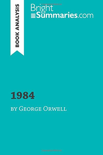 a book analysis of george orwells 1984 So much of it has entered the language, becoming a settled part of our common cultural inheritance, that it's easy to forget that 1984 was ever a book at all from big brother to doublethink, the landscape of the dystopia george orwell created in 1949 exists in the minds even of those who've never picked up the novel.