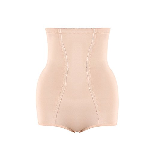 TYERY Frau Sexy Sexy Taillenhosen Bauch Hosen (Kostüm Shirt Farbige Fleisch)