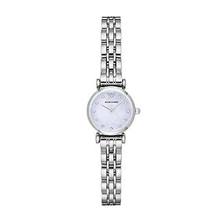 Emporio Armani Reloj Analógico para Mujer de Cuarzo con Correa en Acero Inoxidable AR1961