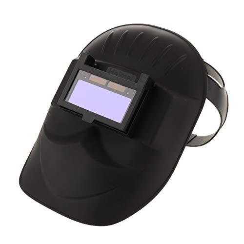 Descripción:     - Material anti-salpicaduras de alta calidad, alta temperatura, resistencia a la corrosión, textura plástica, más sensación - Los protectores de soldadura con oscurecimiento automático están diseñados para proteger los ojos y las ...