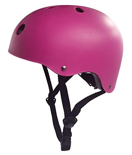 IMPORX Skate Helm Verstellbarer BMX Bike Helmet für Skate,Skateboard,Roller Skating,Scooter,Fahrrad,Elektro-Bike,Fahrradhelm für Kinder/Jugendlicher/Erwachsenen