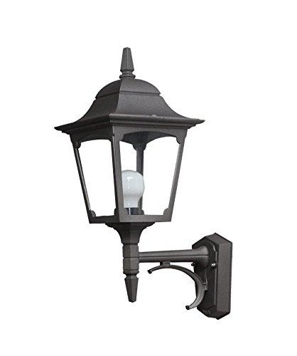 Made in Italy MAIORI MA313 Lanterne Lampe Murale applique éclairage pour jardin en aluminium produite en Italie par Valastro Lighting blanc