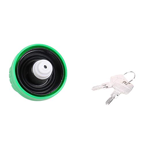 Tappo del serbatoio con chiave verde Benzina 60621150