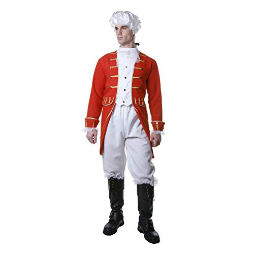 British Guard Kostüm - Dress Up America Viktorianisches Kostüm für Erwachsene