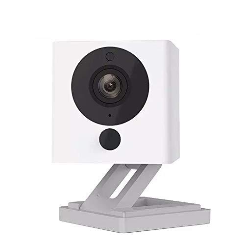 ZNN Intelligente Kamera 1080P HD Wireless One Machine Mehrzweckquadrat Home Nachtsicht Zwei-Wege-Audio-freie Cloud für IOS und Android - Cam Vision Xbox