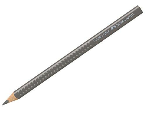 Und Papier Unternehmen K (Faber-Castell 110972 - Buntstift Jumbo Grip, warmgrau)