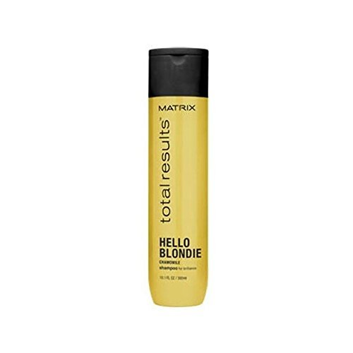 Matrix Gesamt Ergebnisse Hallo Blondie Shampoo (300 Ml) (Packung mit 2) (Gesamt Ergebnis-matrix-shampoo)