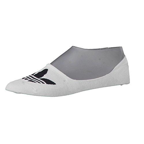 adidas Sneaker Sock 1P-Calze unisex, Unisex, bianco/nero, 3538