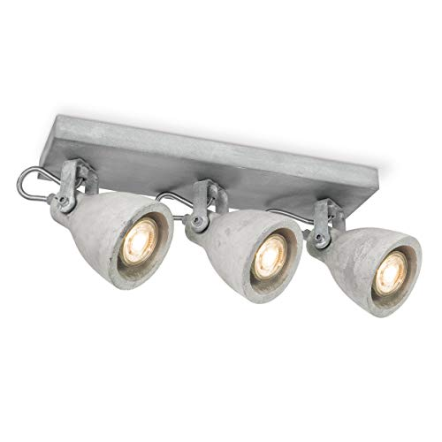 Home Sweet Home LED opbouwspot Vedi - Foco de 3 luces 35,5...