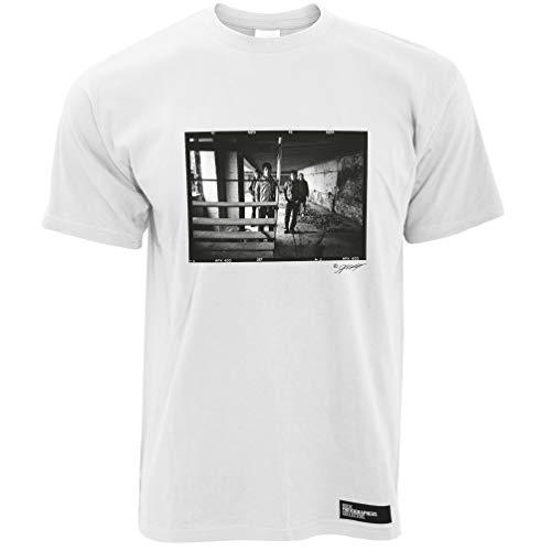 Arctic Monkeys, Sheffield, 2002 (AC) Herren T-Shirt - Weiß/S