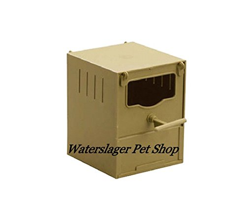 Finch 16 (Quiko Finch Open Front Nest Box 12x13x16cm)