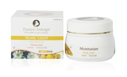 Passion Indulge Pearl Light Moisturizer, 50g