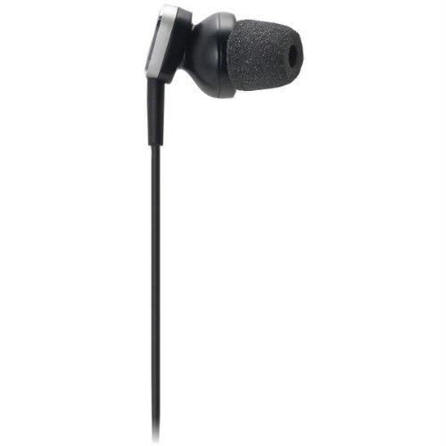 Audio Technica ATH-ANC23 Nero/Active-Cuffie con isolamento acustico (Japan Import)