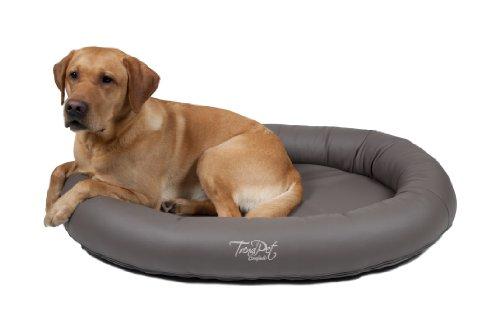 Artikelbild: TrendPet 'Comfado' 110x80cm Elephant, Luxus Hundebett aus Soft-Kunstleder 'Das Hundebett'