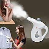 BESQUE Steamer for facial garment steamer for clothes Handheld Facial Steamer and Garment Steamer Iron Fast Heat-up Portable Family Fabric Steam Brush, facial steamer, facial steamer for face and nose, steamer for cold and cough, garment steamer for clothes