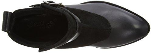 G-Star Shona Flat Cheval Strap Mix, Bottes Classiques Cheville Femme Noir (Black 700)