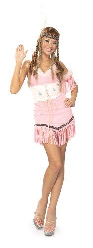 Maiden Indian Kostüm - Indian Maiden Gr. M, S, Größe:M
