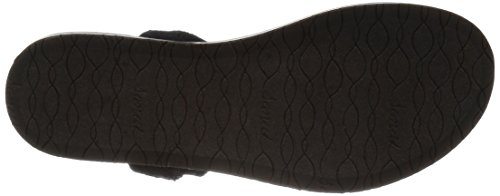 Sanuk Womens Yoga Devine Sandal Footwear Black