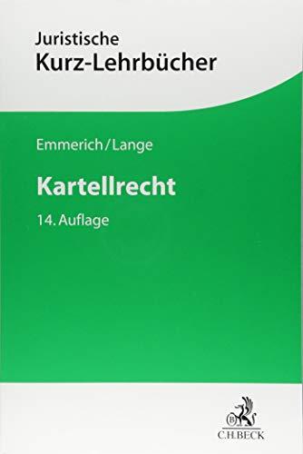 Kartellrecht: Ein Studienbuch