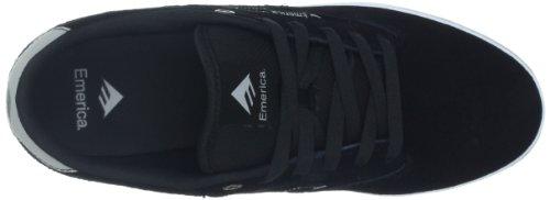 Emerica THE JINX 2 6101000095 Herren Sneaker Schwarz (black/white 090)
