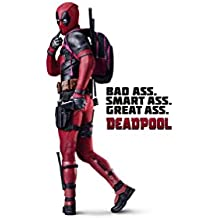 Deadpool Movie (25x14 inch, 62x35 cm) Silk Poster Seda Cartel PJ1B-4E0C
