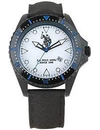 Reloj Pulsera Hombre U.S. Polo Assn. usp4205wh Kyros negro tela