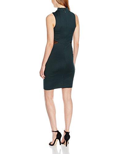 Molly Bracken Damen Kleid Y069a16 Vert (Dk Green)