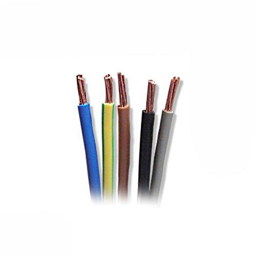 Cable flexible 10mm2 Libre Halógenos H07Z1-K metro