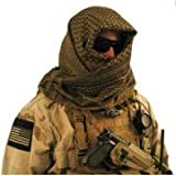#3: Tactical Shemagh - Coyote Brown