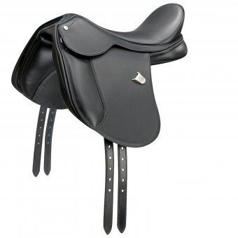 """Waldhausen Bates Pony Dressur Cair, schwarz, 15''/38 cm, schwarz, 15""""/38 cm"""
