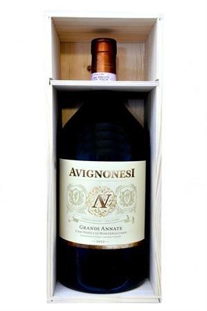 Vino Nobile di Montepulciano DOCG 2012 Grandi Annate Lt 3,000 Vini di Toscana