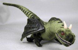 "Harry Potter - Welsh Dragon Green Plush - 29cm 12"""