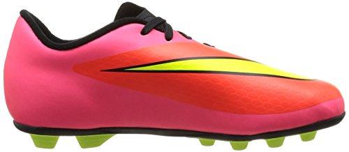 Nike Jr Hypervenom Phade Fg Multicolore (Ttl Crimson/Vlt-Hypr Pnch-Blck)